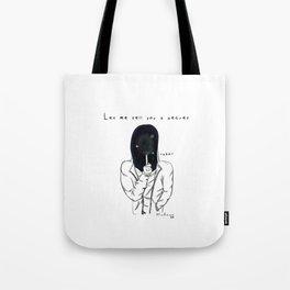 S E C R E T Tote Bag