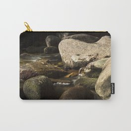 Morning Along Bear River Carry-All Pouch