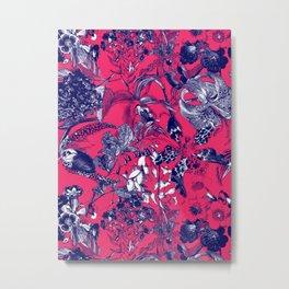 Future Nature II Metal Print