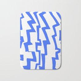 Mariniere marinière – new variations VIII Bath Mat