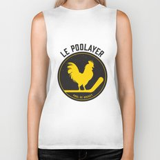 Le Poolayer Biker Tank