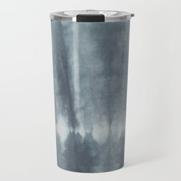 Tye Dye Gray Travel Mug