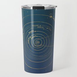 Golden System Travel Mug