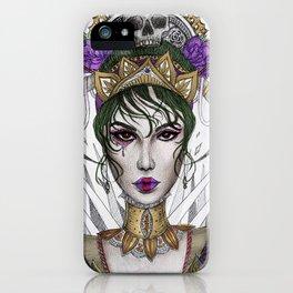 Love Jest iPhone Case