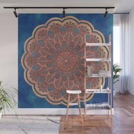 Dusty Mandala - LaurensColour Wall Mural