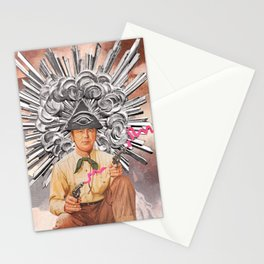 Illuminati Assassin Stationery Cards