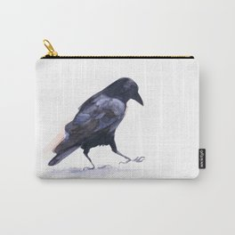 Crow #2 Carry-All Pouch