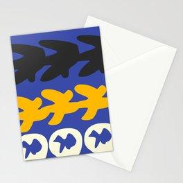 Digital Gouaches Découpées Stationery Cards