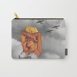 War L'Amour Carry-All Pouch