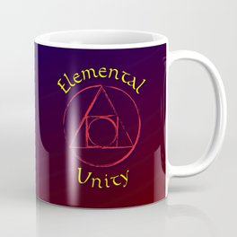 Elemental Unity Coffee Mug