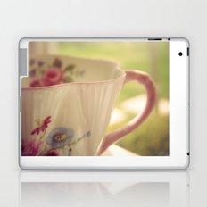 Time for Tea Laptop & iPad Skin