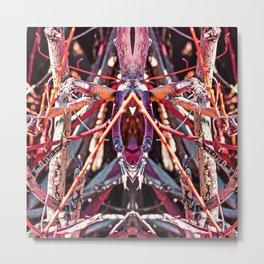 Treeple 4 Metal Print