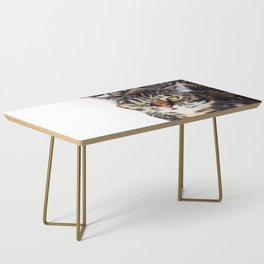 Kitty Cat Chili Coffee Table