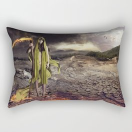 Four Horsemen of the Apocalypse- Death Rectangular Pillow
