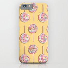 Lollipop iPhone Case