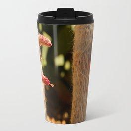 A Funny Sight Cacti Travel Mug