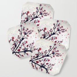 Sakura Sakura watercolour Coaster