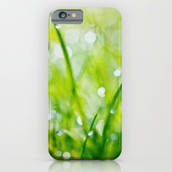 morning conversation iPhone & iPod Case
