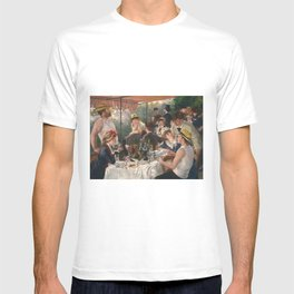 Luncheon of the Boating Party Painting, Pierre-Auguste Renoir T-shirt