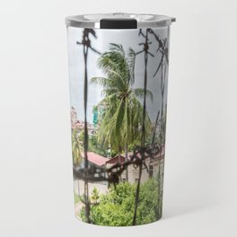 S21 Building C View - Khmer Rouge, Cambodia Travel Mug