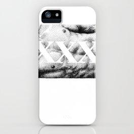 XXX - Nood Dood iPhone Case