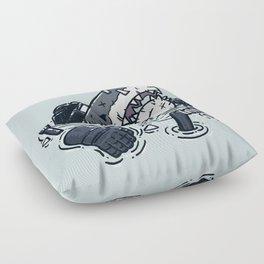 The Goon Shark Floor Pillow