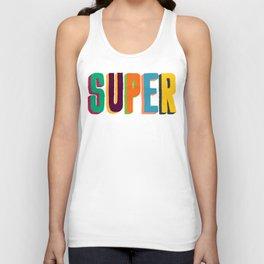 Super Unisex Tank Top