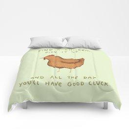 Good Cluck Comforters