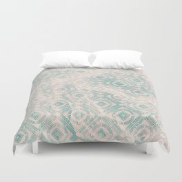 freestyle pattern Duvet Cover