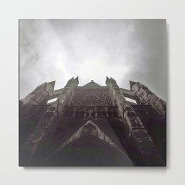 Westminster Abby Metal Print