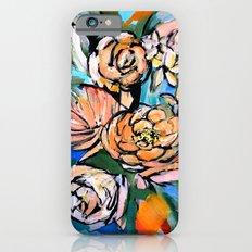 Vibrant Floral iPhone 6s Slim Case