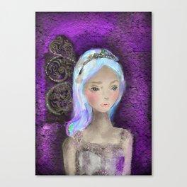 Medieval Angel Canvas Print