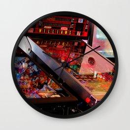Tilt Wall Clock