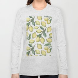 Lemon Fresh Long Sleeve T-shirt