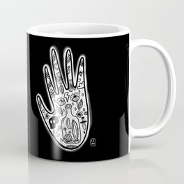 Hand tattoo Coffee Mug