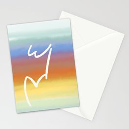 W&V Rises with the Sun Stationery Cards