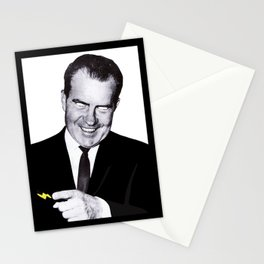 I Am Not a Crook Stationery Cards