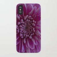 shabby chic iPhone & iPod Cases featuring Shabby Chic Flower by Dawn OConnor