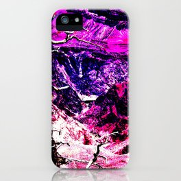 Savage Grandeur-Red Planet iPhone Case