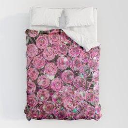 Pink Cyrstals Comforters