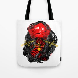 SUCH AS I Tote Bag