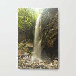 Champney Cascade Metal Print