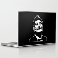 murray Laptop & iPad Skins featuring Bill Murray Special Edition  by Spyck