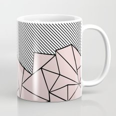 Ab Lines 45 Dogwood Coffee Mug