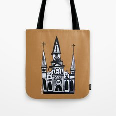 I Heart St. Louis Cathedral  Tote Bag
