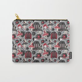 rock'n'roll Carry-All Pouch