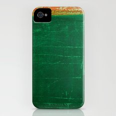 GREEN iPhone (4, 4s) Slim Case