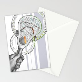 Lacrosse Stationery Cards