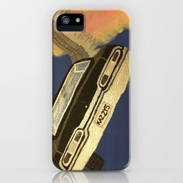 Lazarus Rising iPhone Case