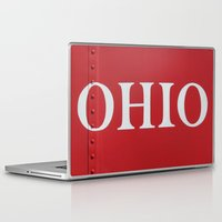 ohio Laptop & iPad Skins featuring OHIO by Leah M. Gunther Photography & Design